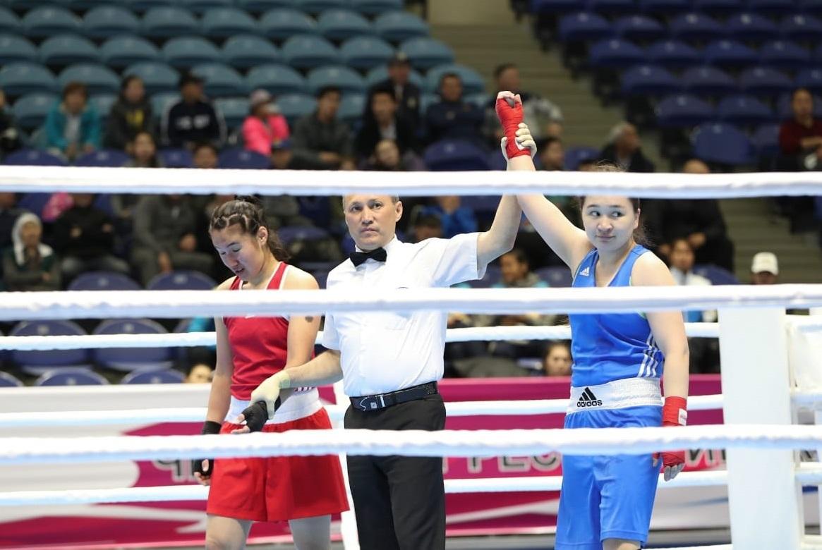 Прямая трансляция с финальных боев женского чемпионата страны (обновлено+результаты)