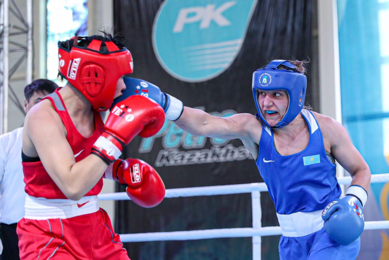 Стали известны полуфиналисты Спартакиады Казахстана среди женщин