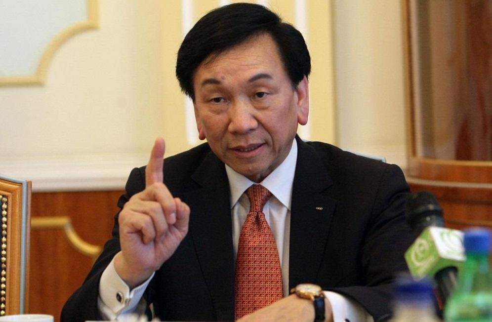 AIBA и Чинг-Куо Ву сделали совместное заявление