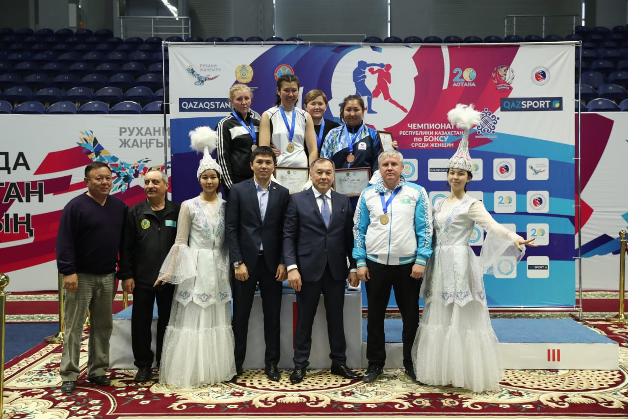 New faces in the Women's National Boxing Team