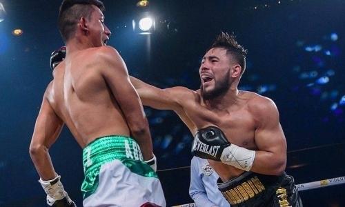 Садриддин Ахмедов стал чемпионом мира по версии WBC среди молодежи