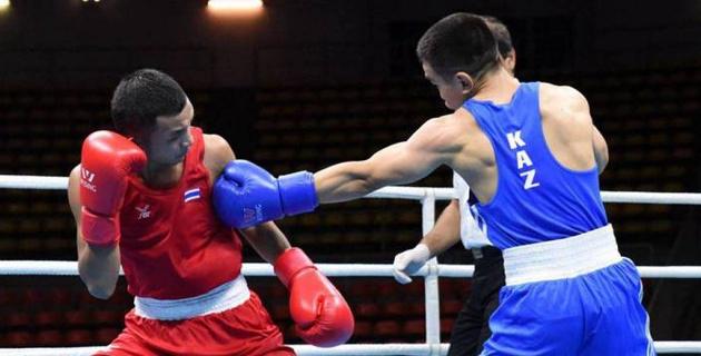 Казахстанские боксеры стали призерами международного турнира в Таиланде