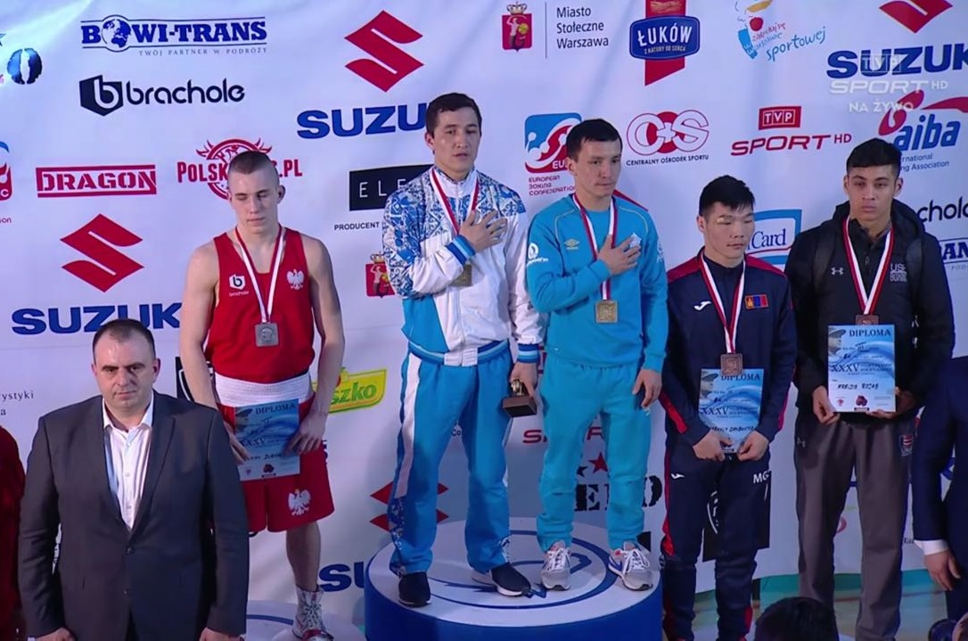 Our boxers won four gold medals at the tournament in Poland