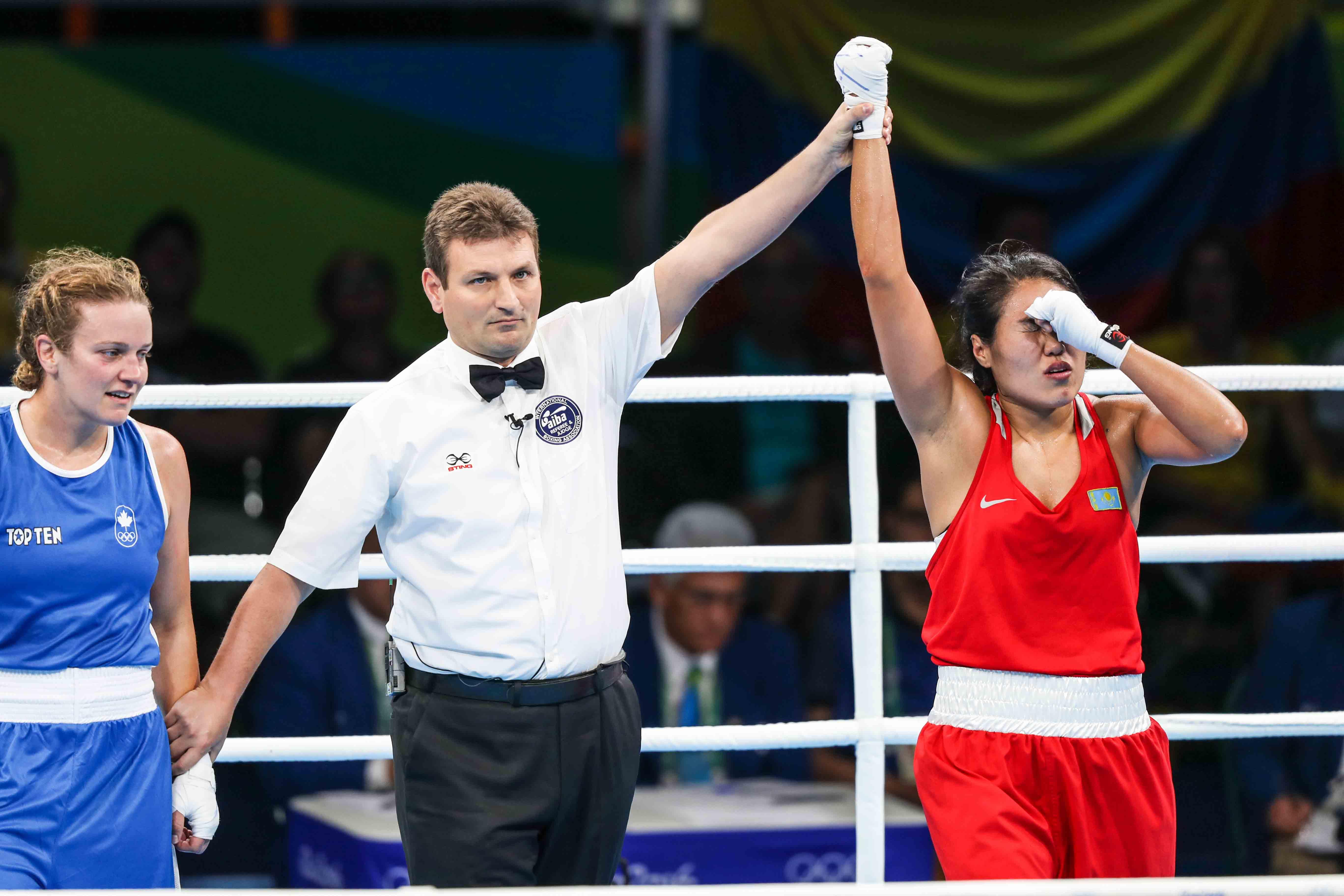 13 спортсменок из Казахстана участвуют в международном турнире по боксу в Польше