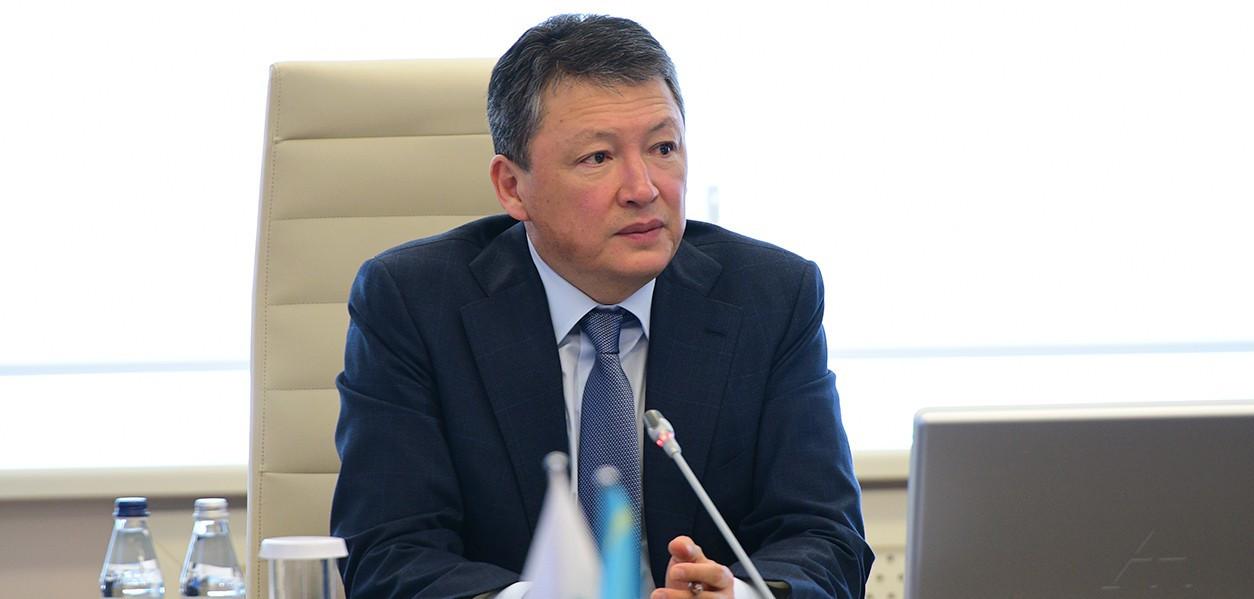 Томас Бах назначил Тимура Кулибаева членом комиссии МОК