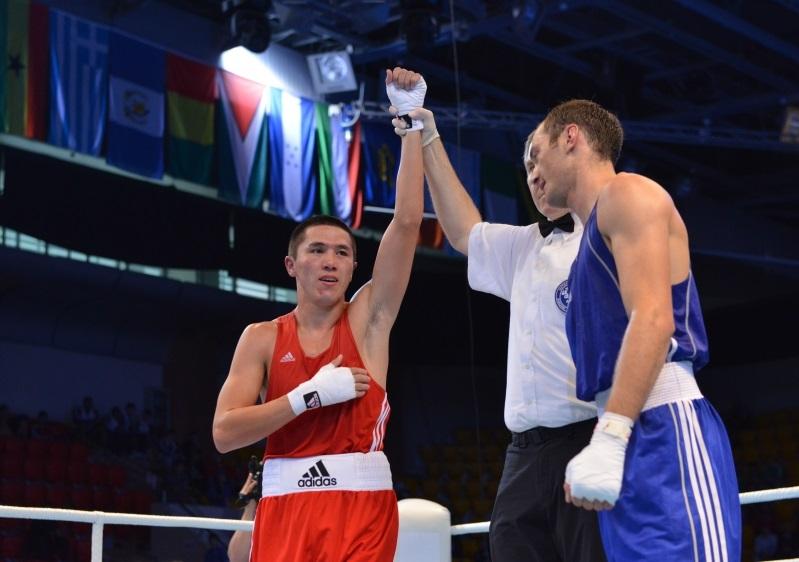 Мерей Акшалов: «Сборной Казахстана по силам стать первой на Азиатских Играх»