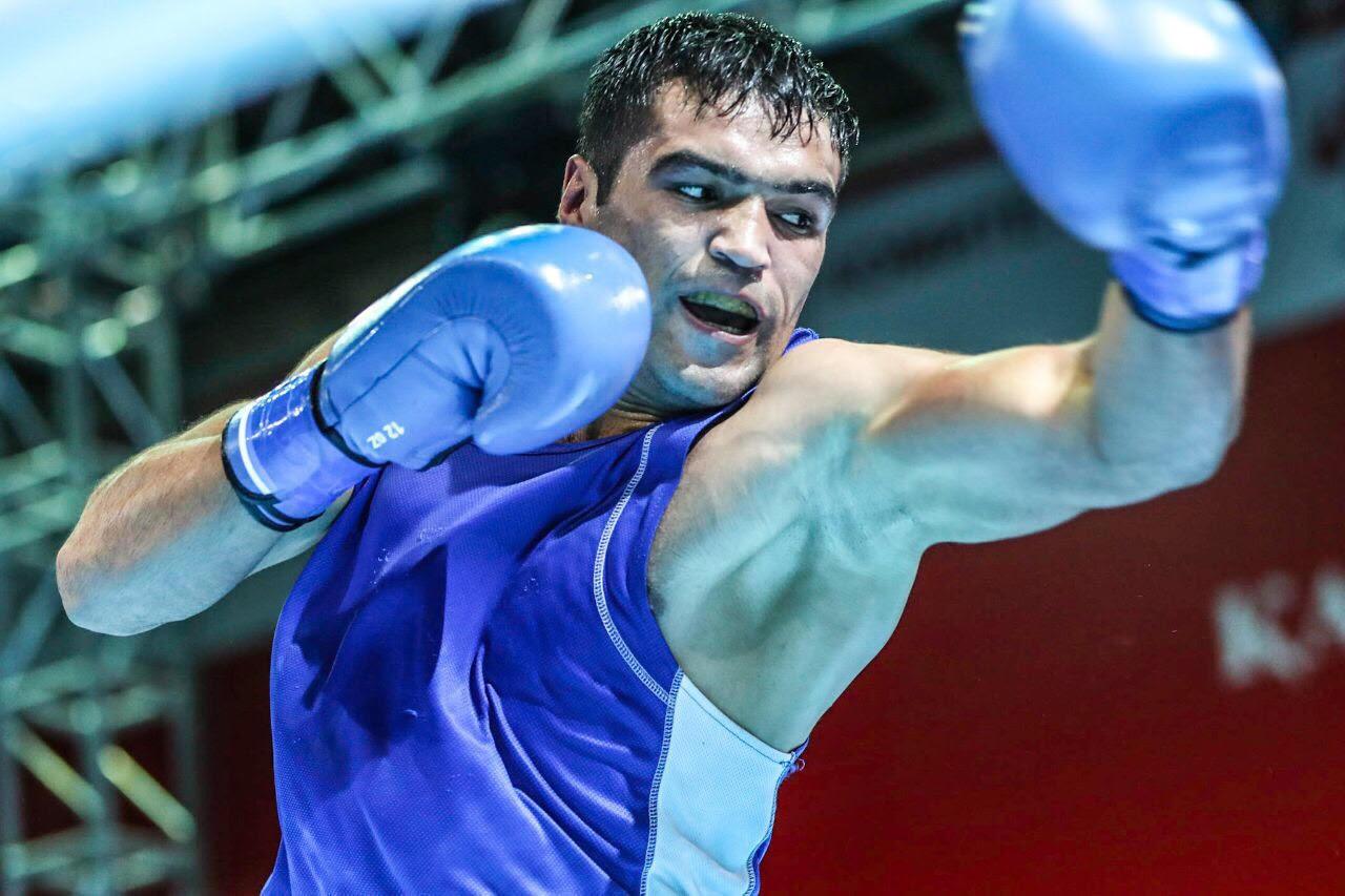 Сирийские боксёры лидируют на турнире Аскара Кулибаева