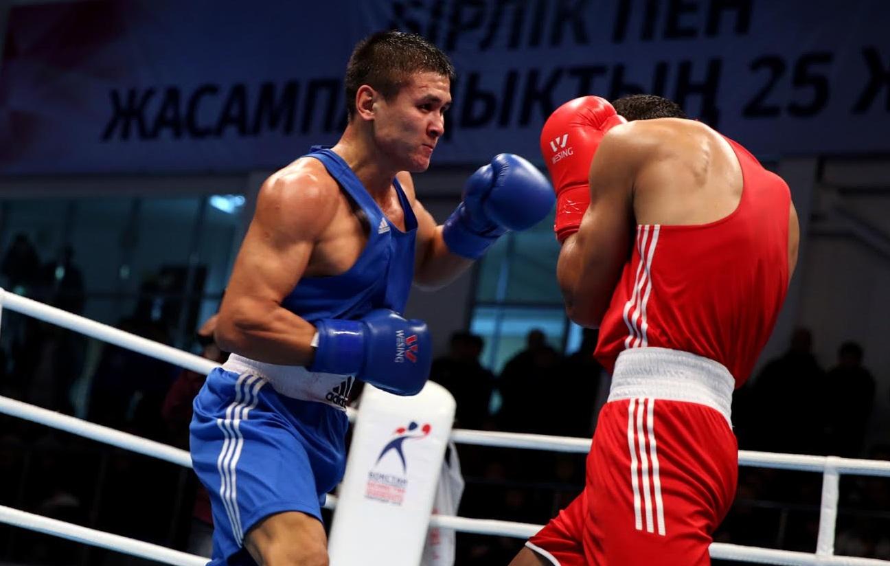 Пять боксёров вышли в полуфинал Исламиады
