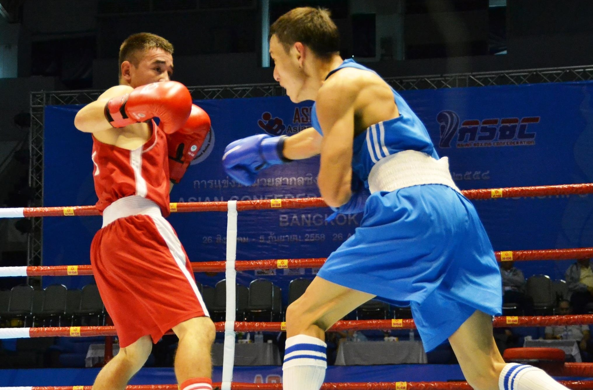 200 boxers from 29 nations including two Olympic Champions are registered to the ASBC Asian Confederation Boxing Championships