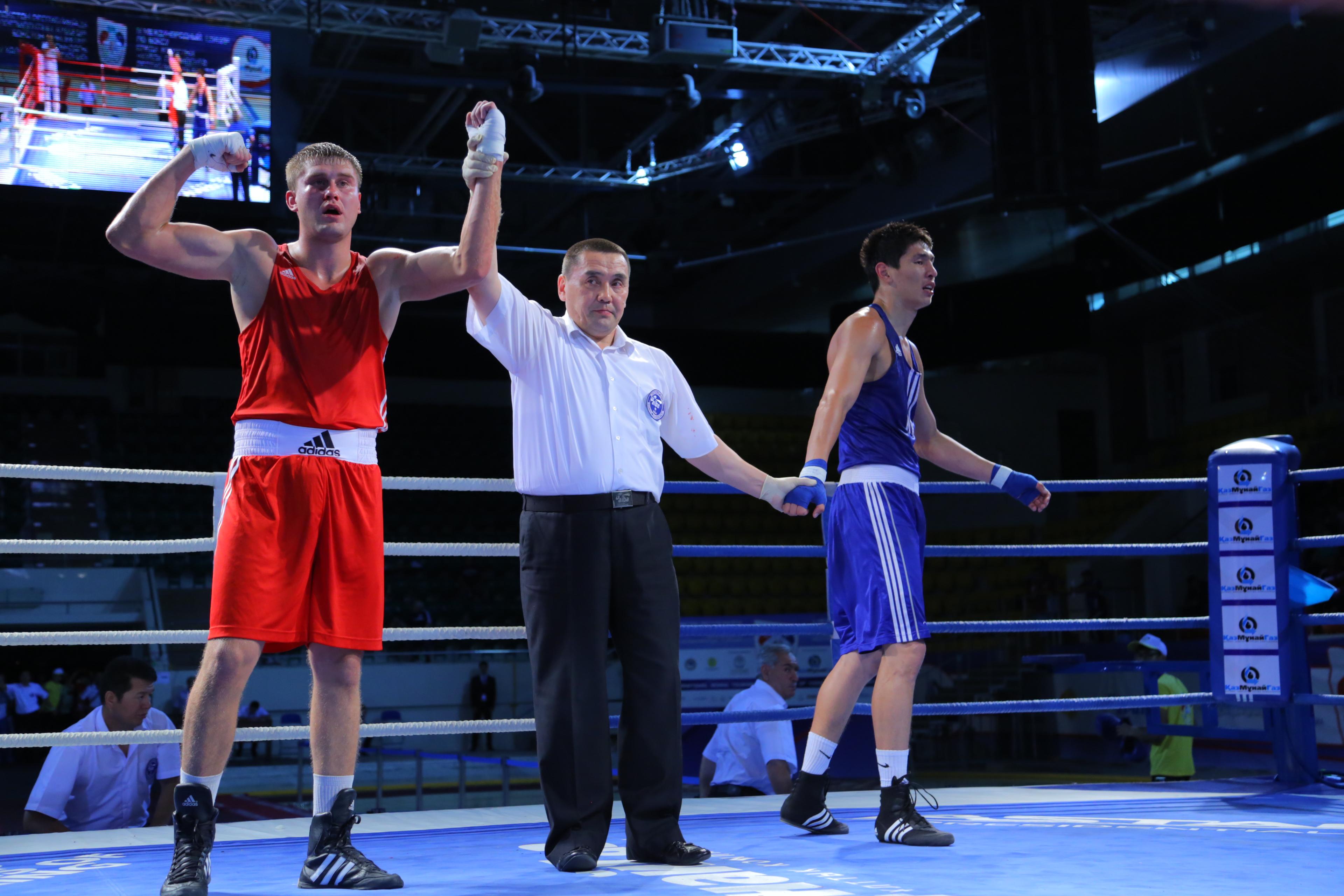 Победа Пинчука в казахстанском «дерби»